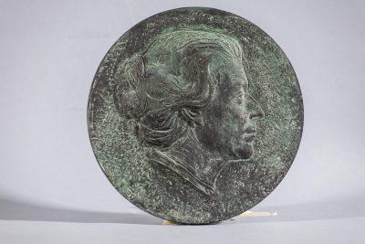 Ritratto (della madre Albina Fait) / Portrait (of the Mother Albina Fait)