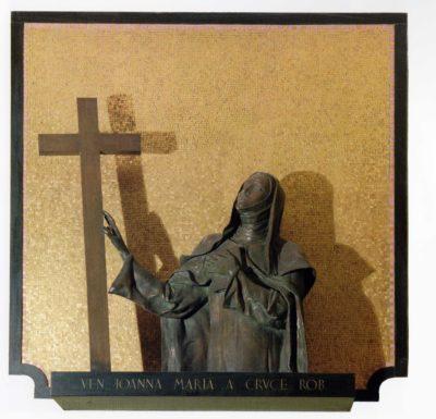Giovanna Maria della Croce / Joanna Mary at the Holy Cross