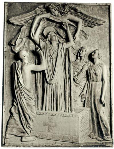 La Resurrezione (Edicola Cardarelli) / The Resurrection (Cardarelli Aedicule)