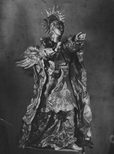 Edicola Achille (L'angelo dell'Apocalisse) / Achilles Aedicule (The Angel of the Apocalypse)