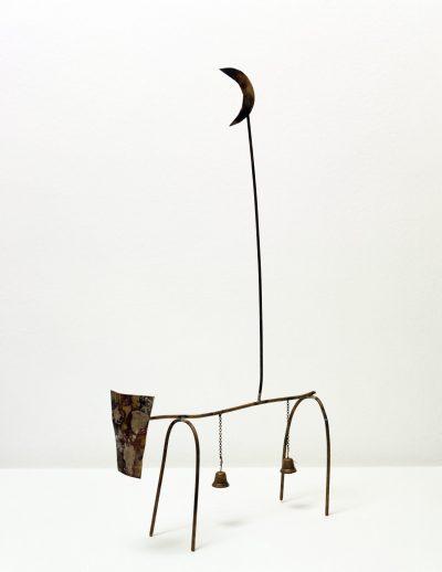 La vacca lunatica / The moody Cow