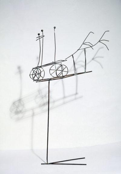 Il carro / The Cart