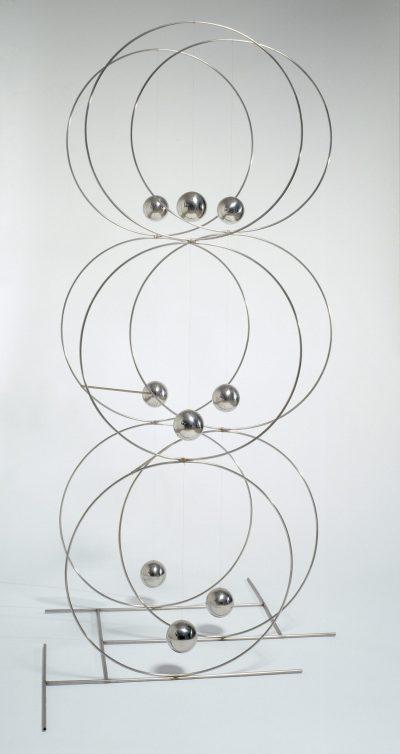 Scultura G (Nove cerchi) / Sculpture G (Nine Circles)