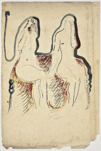 Ippolito e Fedra / Hippolytus and Phaedra