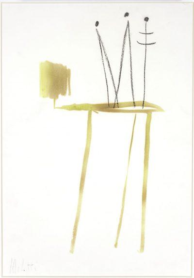 """Studio per scultura """"Uomini"""" / Study for Sculpture """"Men"""""""