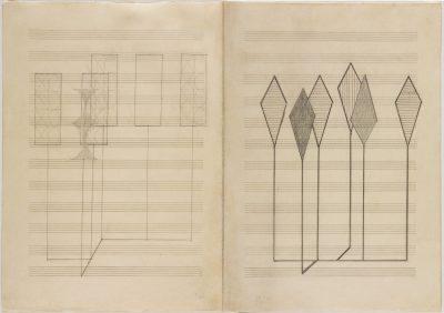 "Studio per scultura ""Tema e Variazioni I"" / Study for Sculpture ""Theme and Variations I"""