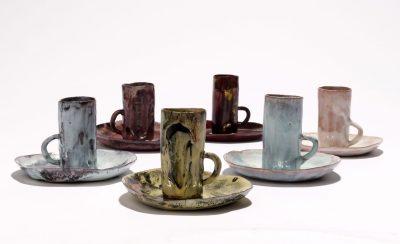 Servizio da caffè / (Coffee Set)