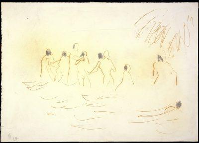 Bagnanti / The Bathers