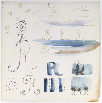 Alfabeto, R / Alphabet, R