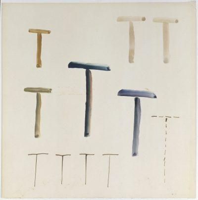 Alfabeto, T / Alphabet, T