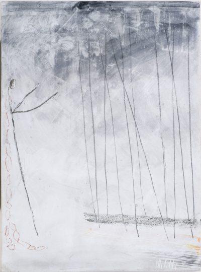 Angelica nella foresta (studio) / Angelica in the Forest (study)