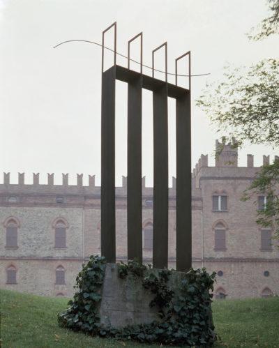 Scultura H (La grande clavicola) / Sculpture H (The great Collarbone)