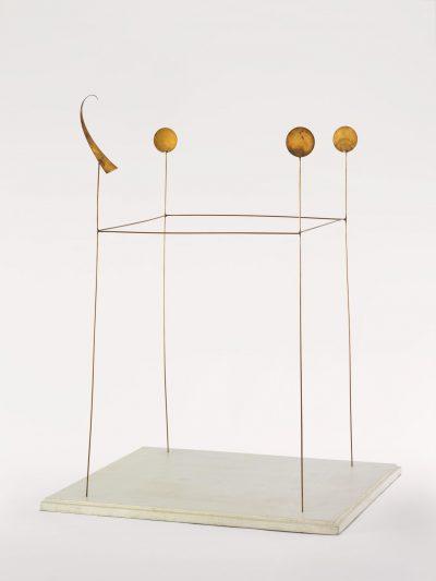 Crisi della scultura / Crisis of Sculpture