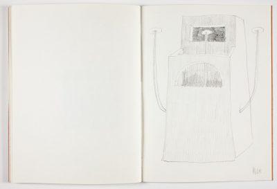 18 Esercizi Litografici (studio preparatorio) / 18 lithographic Exercises (Preparatory Study)
