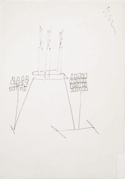 Studio per scultura / Study for Sculpture