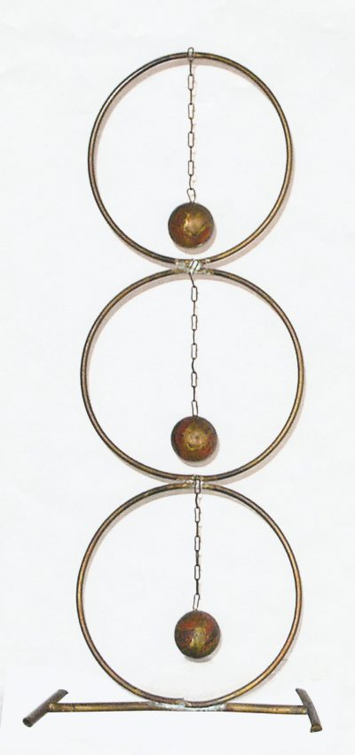 Senza titolo – Tre cerchi / Untitled – Three Circles